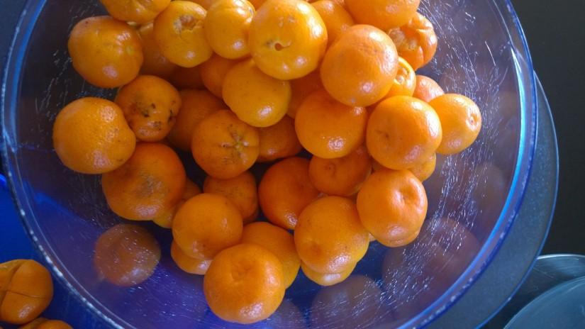 Windfall Marmalade (Cumquats)